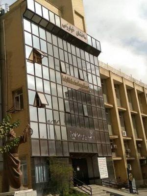 توسعه طبقات دانشکده ریاضی و علوم کامپیوتر 960 متر مربع