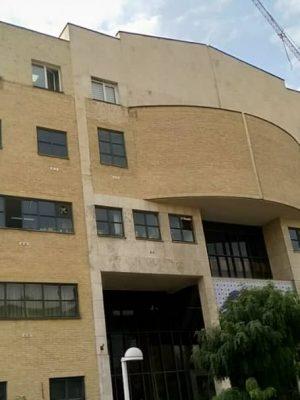 توسعه طبقات دانشکده مهندسی پلیمر و رنگ 720 متر مربع
