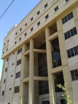 دانشکده مهندسی صنایع و فیزیک13072 متر مربع