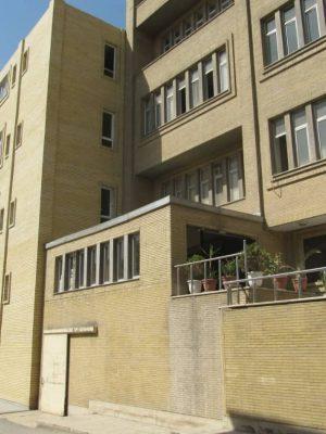 ساختمان شماره 2 دانشکده معدن 730 متر مربع