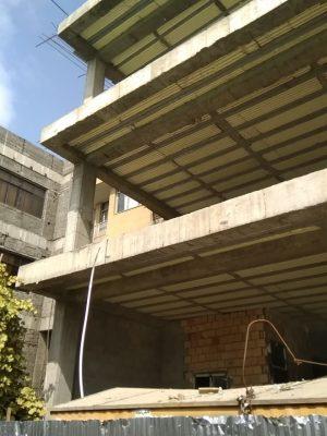 ساختمان شهید شهریاری 1660 متر مربع